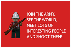 Join the Army (tim constable) Tags: travel infantry vintage poster soldier army war lego victorian retro traveller desire join empire imperial conflict historical service motivation british incentive minifig desperation campaign armedforces redcoat zulu recruitment armed minifigure footsoldier signup enlist needyou kingandcountry queenandcountry voyageofdiscovery 24thfoot incentivise timconstable