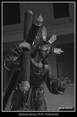 Bajo el peso de la Cruz (Luis Alfonso Urdiales) Tags: espaa spain nikon valladolid nazareno semanasanta castilla castillaylen d90 martessanto nikond90 semanasantavalladolid cristocaminodelcalvario luisalfonsourdiales miguelngelgonzlezjurado josantoniosaavedragarca cofradapenitencialdelsantsimocristodespojadocristocaminodelcalvarioynuestraseoradelaamargura procesindelencuentrodelasantsimavirgenconsuhijoenlacalledelaamargura semanasanta2016 semanasantavalladolid2016