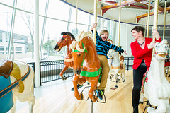 WRHS-6031 (FarFlungTravels) Tags: ohio horse history beach museum kids fun play ride cleveland carousel activity euclid merrygoround universitycircle euclidbeach