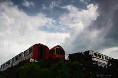 Train Junks (soulman_id) Tags: landscape takumar fujifilm smc 2435