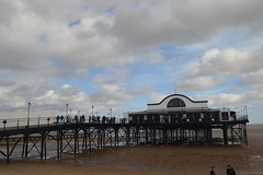 The Pier at Cleethorpes (CoasterMadMatt) Tags: uk greatbritain england building beach architecture march pier seaside spring sand photos unitedkingdom britain piers structure estuary lincolnshire photographs promenade gb beaches cleethorpes humber seasideresort 2016 nikond3200 seasidetown lincs northeastengland humberestuary cleethorpespier cleethorpesbeach englishpiers coastermadmatt coastermadmattphotography spring2016 march2016 cleethorpes2016