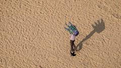 Shadow (rameshsar) Tags: beach colors fuji heights marinabeach lighthuse 50200 xt1 55mmmf pattermsand