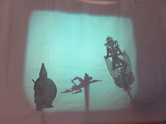 Ubu's Dreams - First Shadows (fabola) Tags: show shadow art robot theater theatre puppet mark magic experiment scene fabio mockup prototype fabrice figure animation dada maker bot millvalley mechanique ubu spoonman florin petrakis artmaker magictheater wonderbot makerart zboon