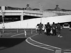 group of tourists (-ICHIRO) Tags: street camera toy snap agfa sensor 505d