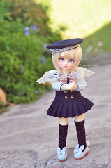 Can you help me find my way? (Ribbonfiend) Tags: bjd superdollfie volks abjd tsugumi yotenshi