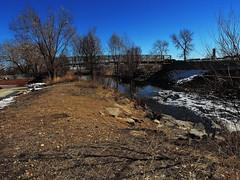 Clear Creek Bridge (berrywine) Tags: paths