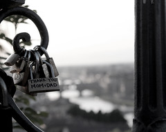 Locks on the Piazzale Michelangelo (trmb1d) Tags: italy florence italia firenze michelangelo piazzale