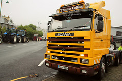 scania 143H 450 (martincoleman85) Tags: galway h williamstown 450 scania 143 roscommon castlerea williamstown2015