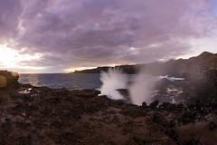 2016.01.04-Maui-043 (c_tom_dobbins) Tags: sunrise hawaii surf waves maui blowhole nakalele