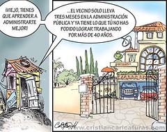 Administrarse (Caricaturascristian) Tags: que riqueza mejor estado pobreza pblica tenemos corrupcin administracin equidad reparticin administrarnos