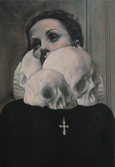 'The Cure', 2009 (STORMZORN) Tags: maiden madchen mortsqueletteskeletonfemmedame fillejeunewomannakedmementomorinuenude erosthanatosdansemacabrecadavercadavreznortcraneskull muertechica todtott tanzdellamorte