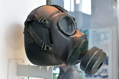 Japanese Military Respirator (Bri_J) Tags: japan museum army nbc tokyo military 日本 東京 respirator jgsdf 和光市 陸上自衛隊 wakōshi japangroundselfdefenceforce jgsdfpublicinformationcenter rikkunland