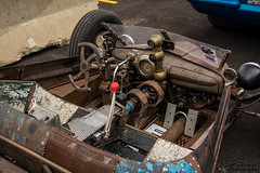 Mid Engined rat rod (scott597) Tags: columbus ohio rat interior rod ppg nationals mid goodguys 2015 engined