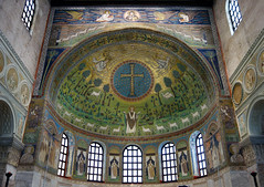 Apse mosaic, Sant'Apollinare in Classe