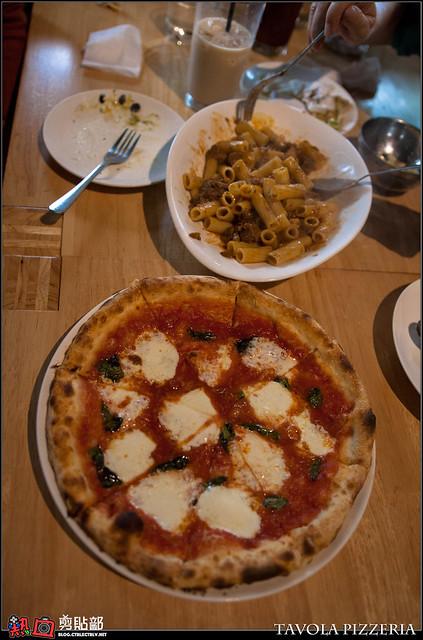 [食記] Tavola Pizzeria