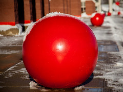 Target (Me in ME) Tags: winter snow mall maine redball target topsham targetstore