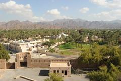 Rustaq Fort, Oman. (chimck) Tags: asia middleeast arabia oman 阿曼