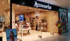 Accessories shop (Roving I) Tags: fashion shopping malls style vietnam shops accessories stores maison danang accessorize indochinatower