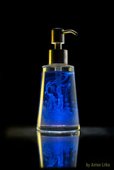 soap dispenser (anton.litke) Tags: colour soap dispenser product refrection