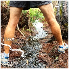 The hazards of running after a downpour - adventure! #upsticksandgo #exploring #beachlife #greensbeach #beach #travel #tasmania #tassiecoast #instagood #instatravel #instagram #discovertasmania #michfrost #running #runningtrack #runningtrail #travelfit #t (UpSticksNGo) Tags: travel beach t exploring running beachlife tasmania runningtrack greensbeach runningtrail travelfit discovertasmania instagram instagood instatravel upsticksandgo michfrost tassiecoast