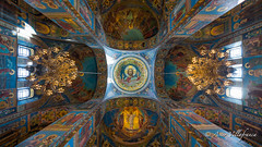 RUSSIA - St. Petersburg - Church of our Saviour on spilled blood (Asier Villafranca) Tags: church architecture stpetersburg saintpetersburg russian orthodox savior rusia saviour sanktpeterburg spilledblood sanpetersburgo