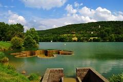 Le lac du Causse (Lake Causse) near Brive-la-Gaillarde, Correze, Aquitaine-Limousin-Poitou-Charentes, France (Paul Anthony Moore) Tags: france correze brivelagaillarde aquitainelimousinpoitoucharentes stcernindelarche lelacducausse lakecausse