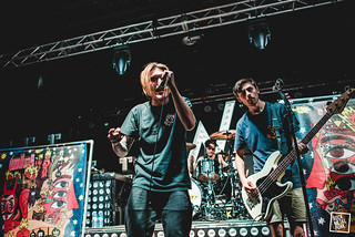 Neck Deep @ Echostage - Washington, D.C. // Shot by Jake Lahah