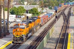 BNSF Los Angeles,January 2016 (ROPERUNNER) Tags: la losangeles amtrak metrolink fullerton pacificsurfliner generalmotors gotransit emd p42 losangelesunion californiatrains mp36ph3c cabcar f59ph es44 generalelectriclocomotives amtrak90230 bnsffreight motivepowerwarbec f40230geac4400