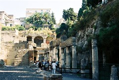 143 Palestra (rspeur) Tags: italy itali ercolano herculaneum