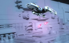 Battle of Yavin IV - Gold Leader (hachiroku24) Tags: new rebel death hope gold star fighter ship y lego space wing battle leader torpedo spaceship wars iv episode proton yavin tropedoes