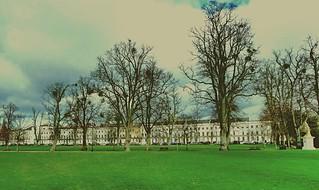 Benches HBM Montpellier Gardens...
