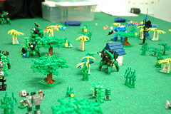 Mobile Frame Zero Game (Bryan Rombough) Tags: miniatures lego mecha wargames legomecha mfz fandomii mf0 mobileframezero legogaming