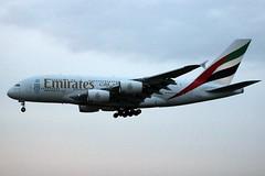 A6-EOU A380 205 LHR 28-Feb-16 (K West1) Tags: a380 lhr 205 a6eou 28feb16