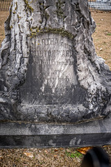 Bubba Statue-008 (RandomConnections) Tags: church cemetery southcarolina ward methodist spannmethodistchurch
