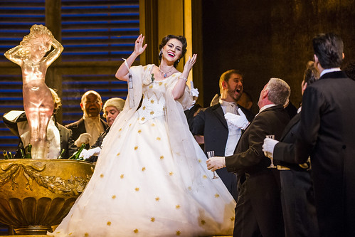 Another chance to watch films shown in the intervals of the live cinema relay of <em>La traviata</em>, including stage rehearsal footage and exclusive interviews.