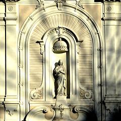 Maria da Dores (Bim Bom) Tags: sculpture church saint marseille mary religion