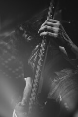 Gain Over (solovieff.net) Tags: blackandwhite bw music rock metal concert live hardcore gigs femalevocals gainover