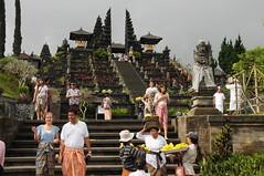 Besakih - Aufgang; Bali, Indonesien (13) (Chironius) Tags: bali indonesia besakih indonesien