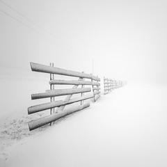 freezing defence (ArztG. Photo) Tags: white mist snow cold fog fence austria key freezing barrier snowdrifts snowscape ilght arztg photo