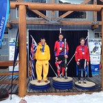 BC Winter Games 2016 - Men's Slalom Podium