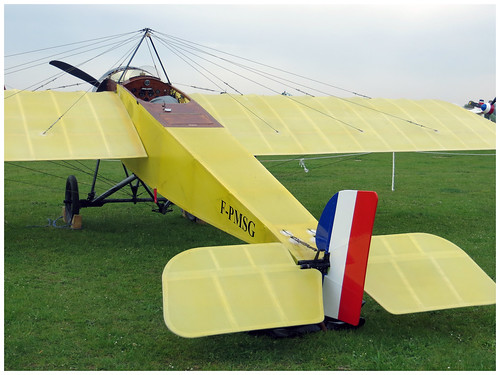 Morane Saulnier MS type G Réplic'Air