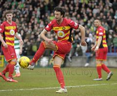 Thistle 1-2 Celtic (Scotzine) Tags: scotland football glasgow celtic gbr lanarkshire partickthistle firhill spfl