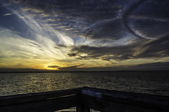 AMAZING SUNSET AT LAKE APOPKA (summit0728) Tags: us florida wintergarden estadosunidos