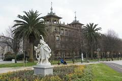 San Sebastian, Spain, March 2016