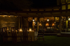 Dinner Is Served (Kev Gregory (General)) Tags: night game drives dinner table set ready unwind nice wine fantastic food heaven kev gregory sigma 50500 africa african thabazimbi field guide ranger safari shaun jenkinson marakele private reserve waterberg district limpopo mountain mountains matlabas motlhabatsi river marataba south southern holiday