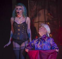 Pop up (MattDeane) Tags: singing circus maria preston morose sorceress carnevil horrors circusofhorrors marose chartertheatre