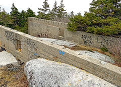 canada rock concrete graffiti novascotia meetup sony free boulder hike foundation glaciers granite dennis jarvis barrens erratic iamcanadian pollyscove freepicture dennisjarvis archer10 dennisgjarvis ilce7m2 alpha7ii fe24240mm polleycove polleyscove