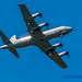 VP-1 Screaming Eagles P-3C Orion Overflying Me in Oak Harbor...
