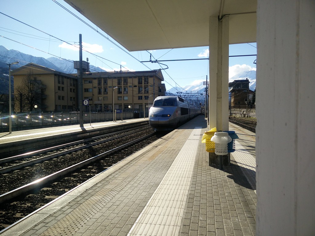 The world 39 s best photos of eurocity and trains flickr - Treni porta susa ...