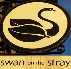 Swan On The Stray - Harrogate (garstonian11) Tags: yorkshire pubs harrogate camra realale pubsigns okells gbg2016